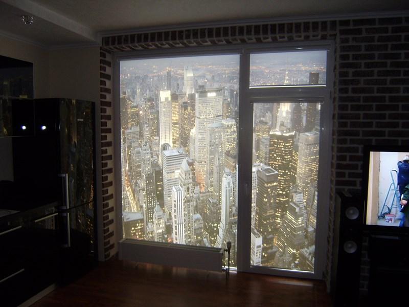 Рулонные шторы с фотопечатью сюжетные