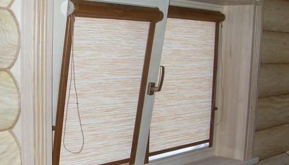 Кассетные рулонные шторы «Uni2» - Уни2