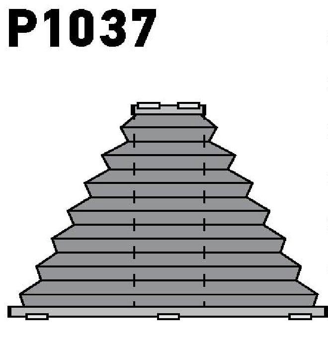 Модель P1037