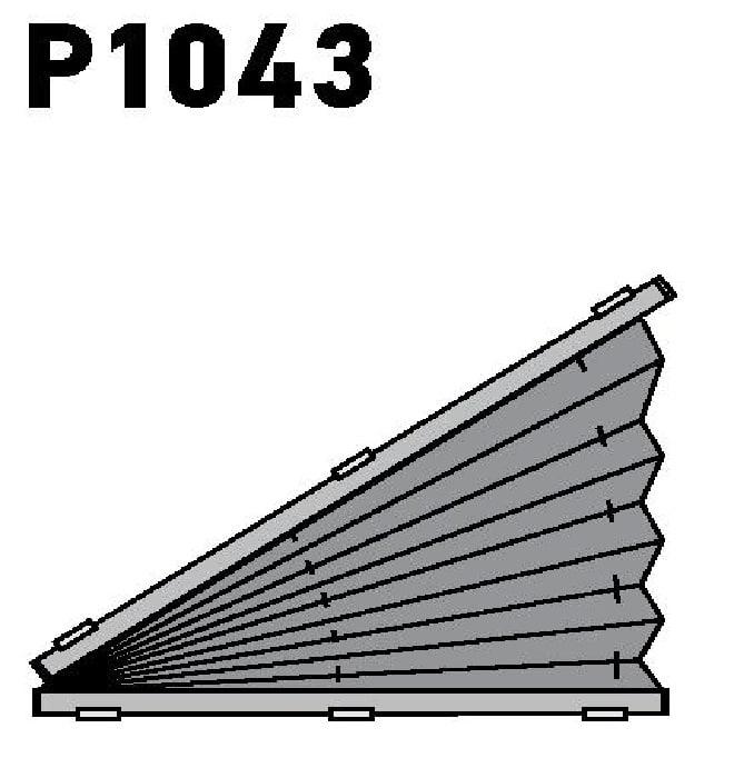 Модель P1043