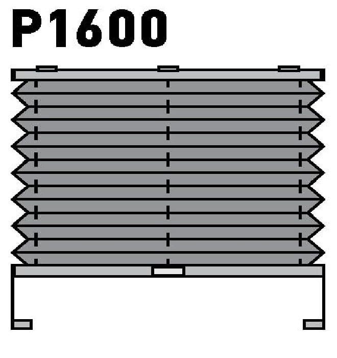 Модель P1600