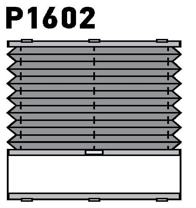Модель P1602