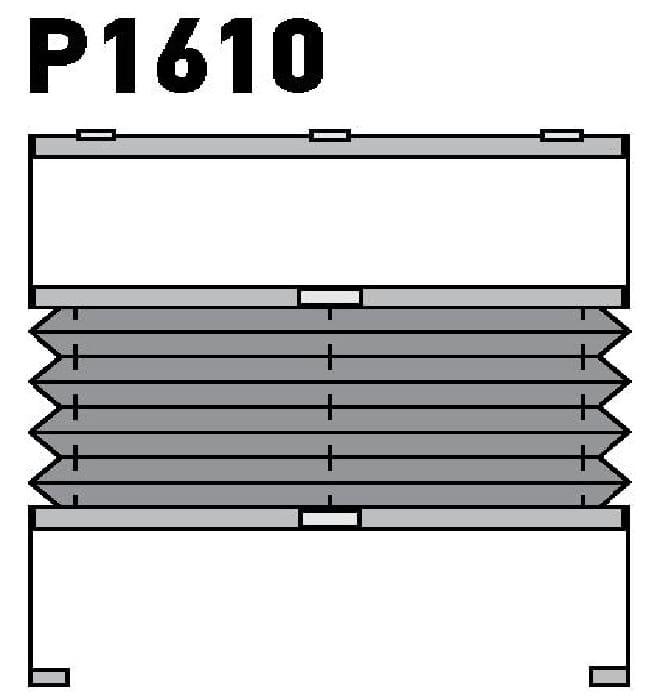 Модель P1610