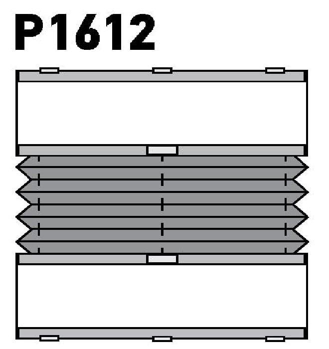 Модель P1612