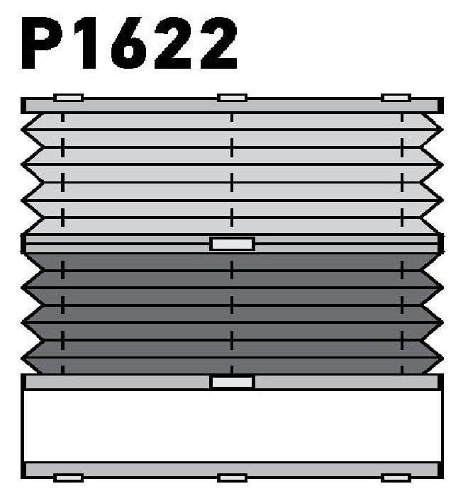 Модель P1622