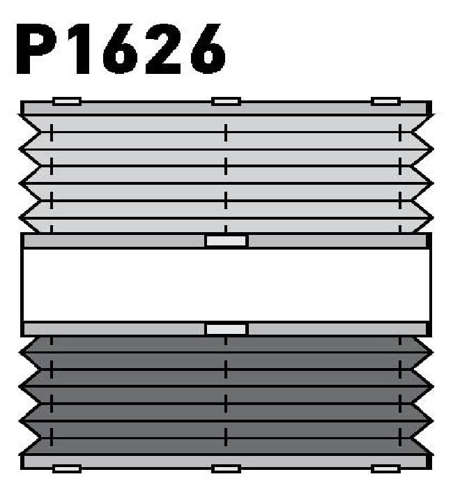 Модель P1626