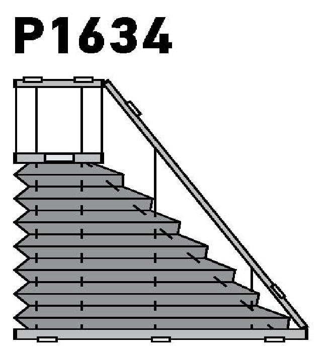 Модель P1634