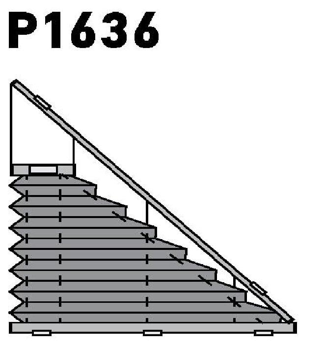 Модель P1636
