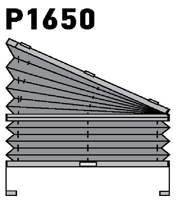 Модель P1650
