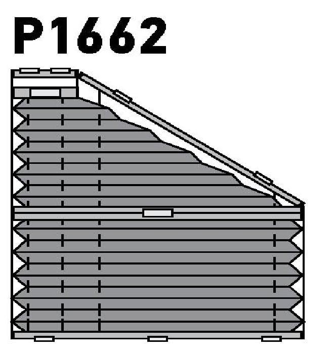 Модель P1662