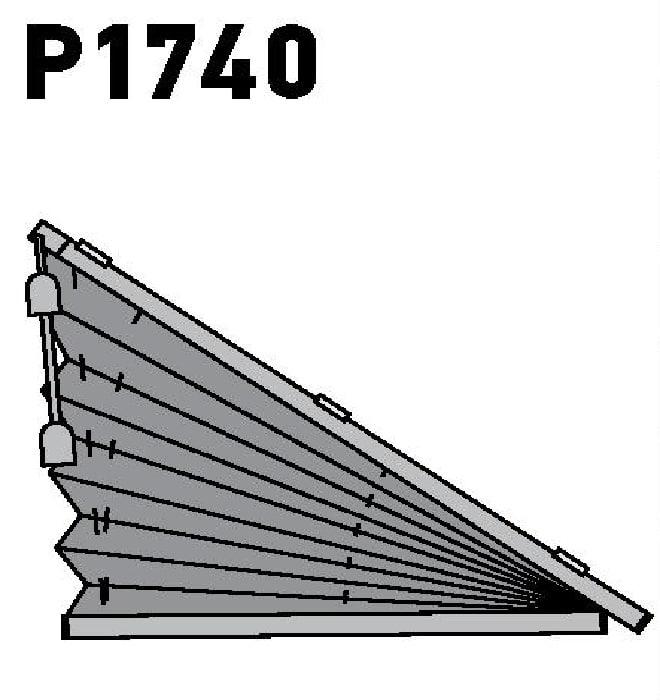Модель P1740