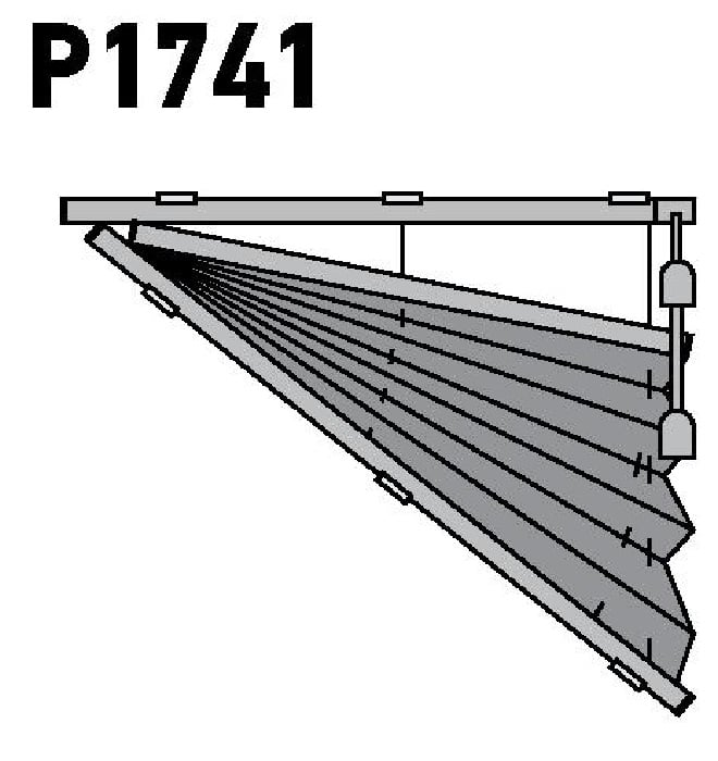 Модель P1741