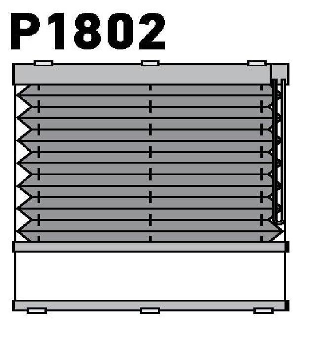 Модель P1802