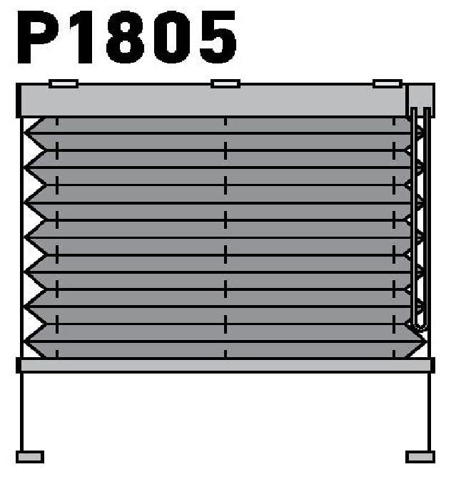 Модель P1805