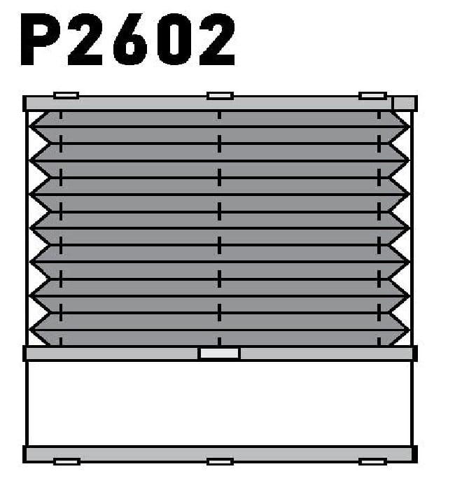 Модель P2602