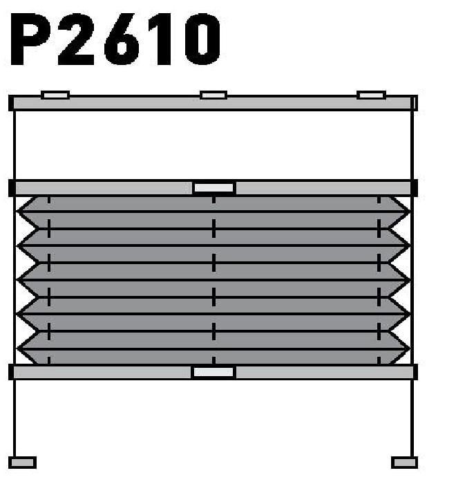 Модель P2610