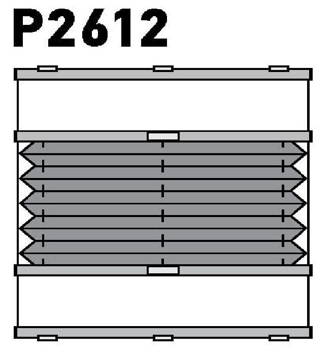 Модель P2612