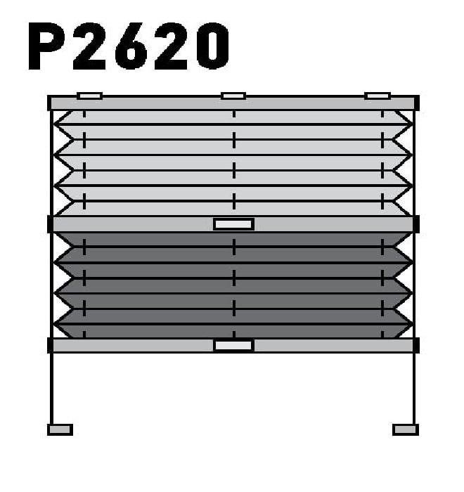 Модель P2620
