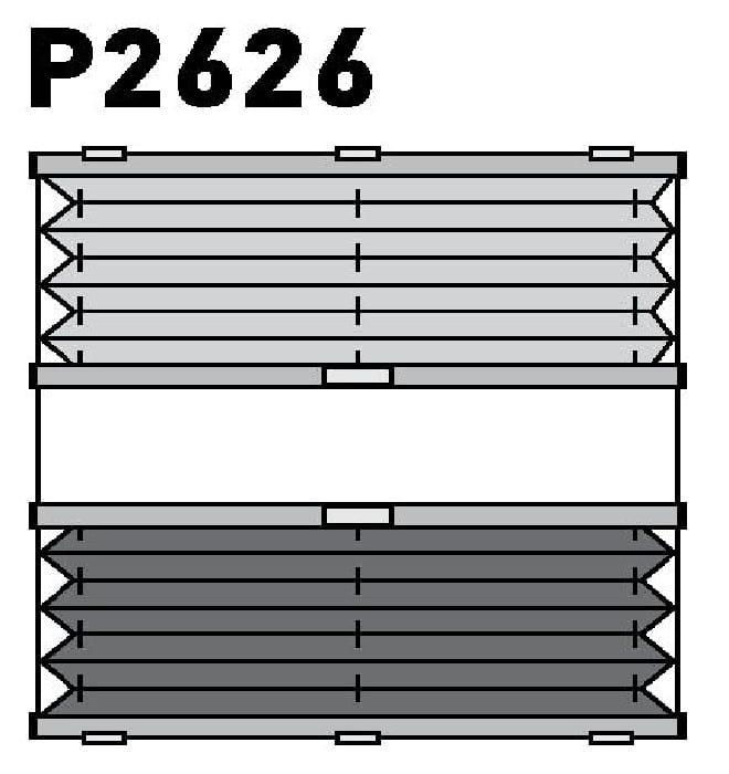 Модель P2626