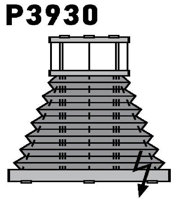Модель P3930