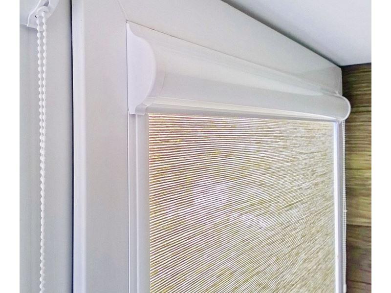 Кассетные шторы УНИ 1