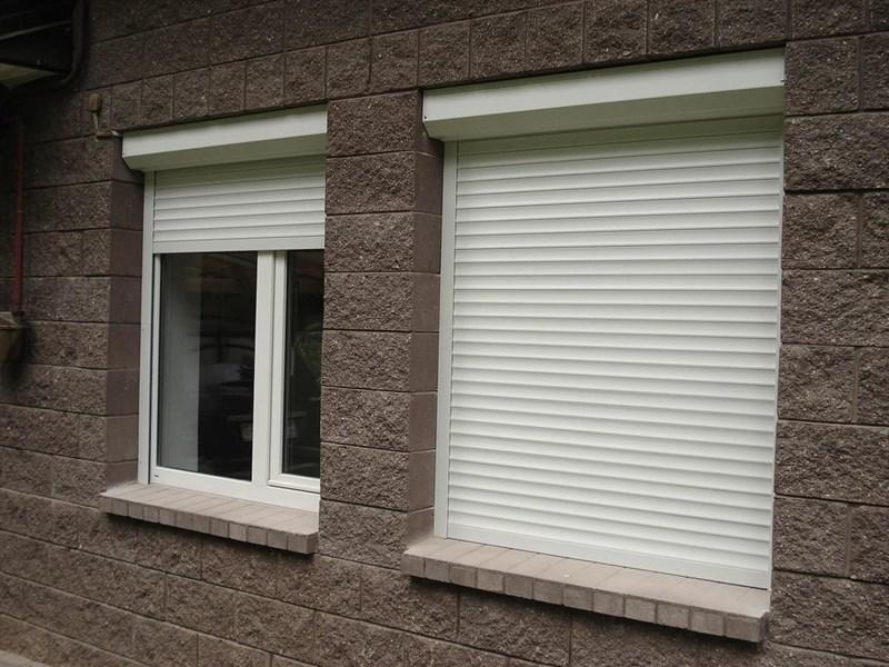 Автоматические рольставни на окна