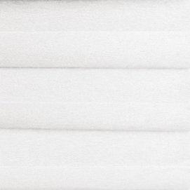 Гофре Сатин 0225 белый, 365 см