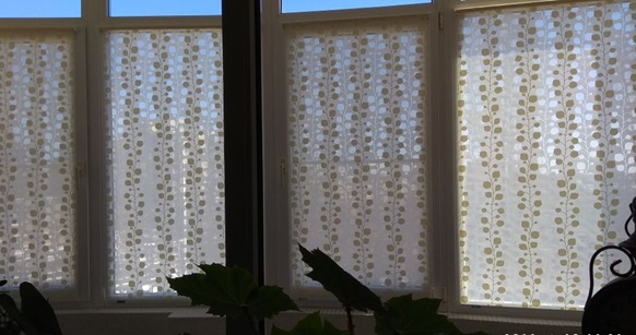 Рулонные шторы на балкон и лоджию