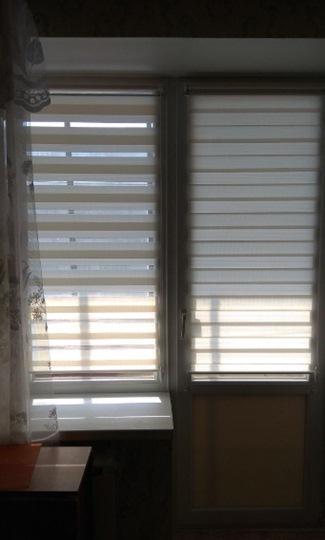 Дверь + окно