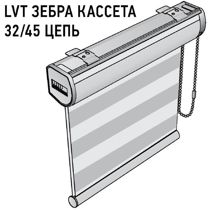 LVT Зебра кассета