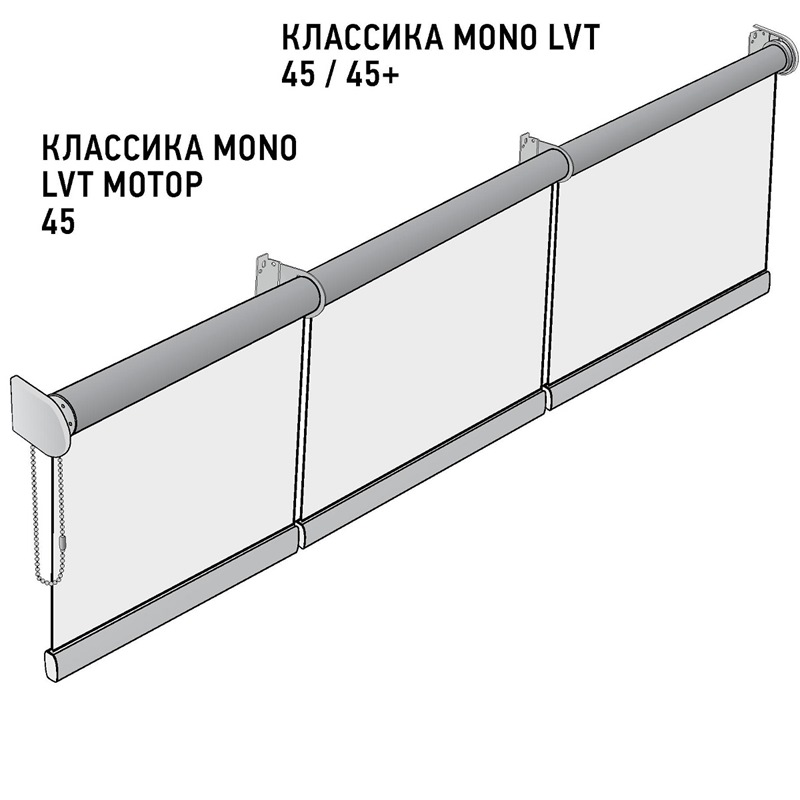 Классика MONO