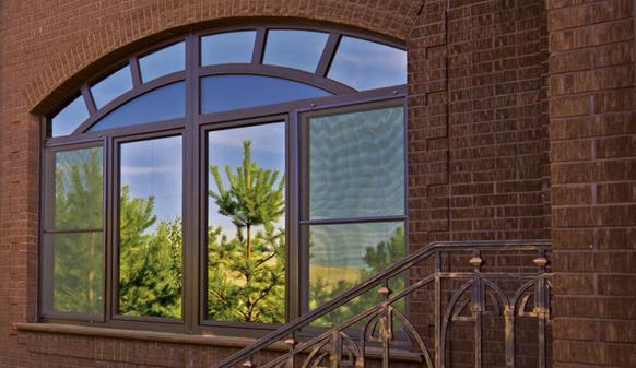 Рамная москитная сетка на окно