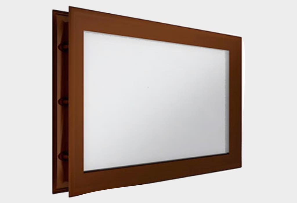 Окно акриловое 452 х 302, коричневое (арт. DH85631)