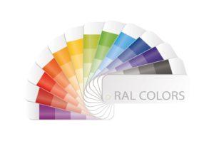 RAL-покраска по коду
