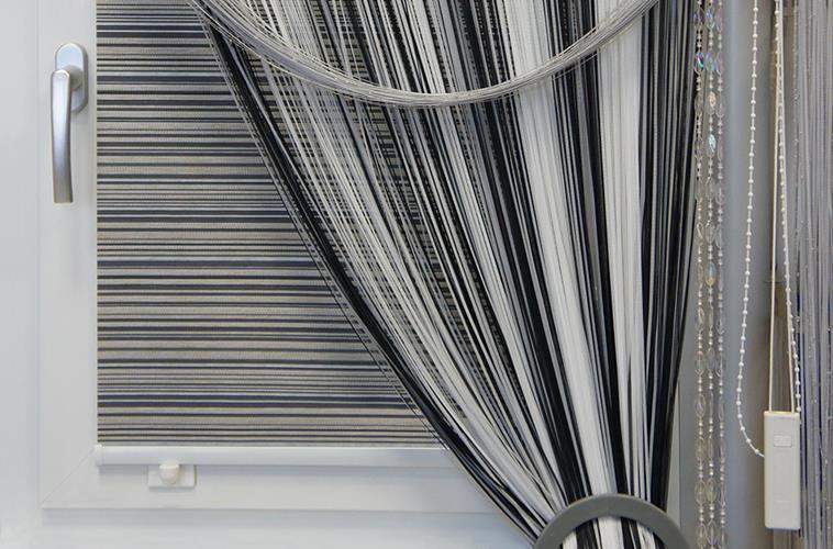 Вертикальные тканевые жалюзи БРИЗ