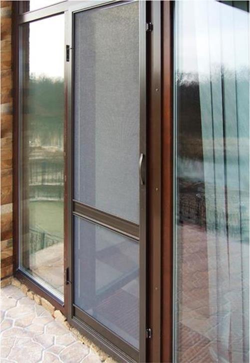 Москитная дверь Антипыль