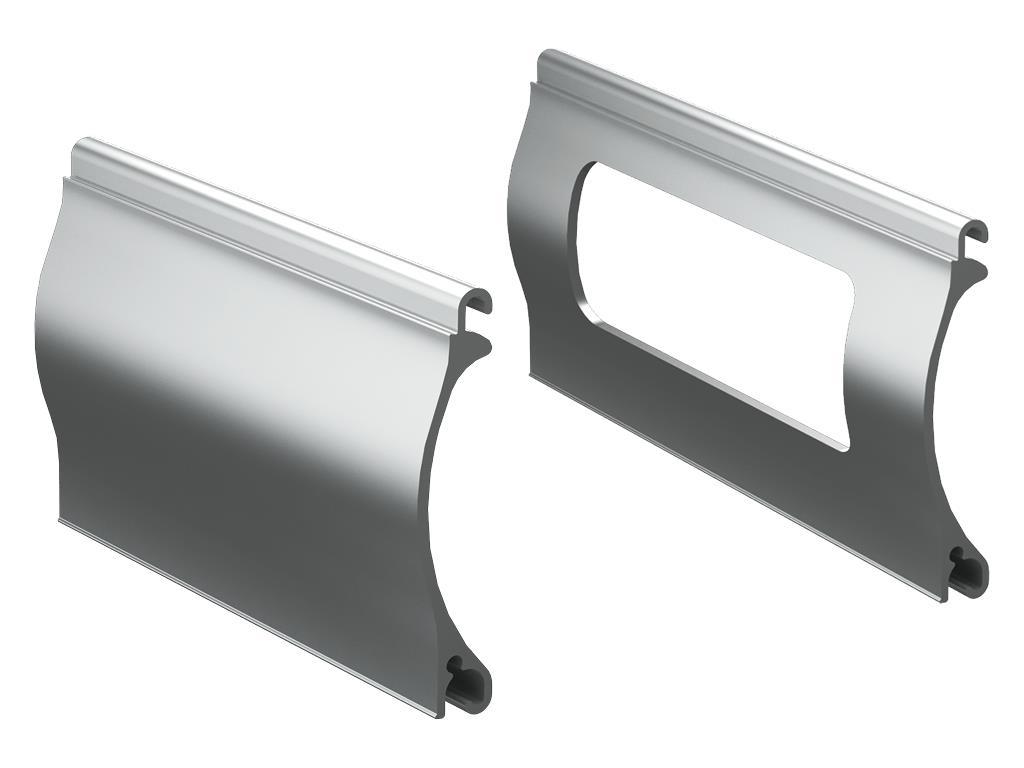 Одностенный и решетчатый RHE56M / RHE56GM профиль